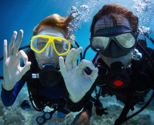 Дайвинг в Геленджике 5 - Топовые развлечения на курортах Кубани