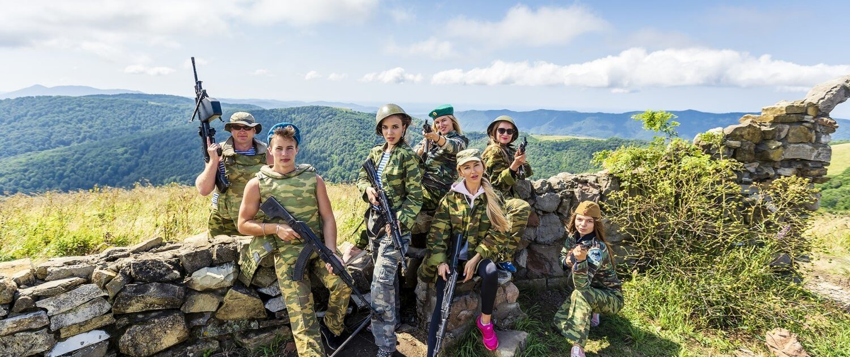 Джиппинг маршрут «Сердце Кавказа» Люкс 4 - Топовые развлечения на курортах Кубани